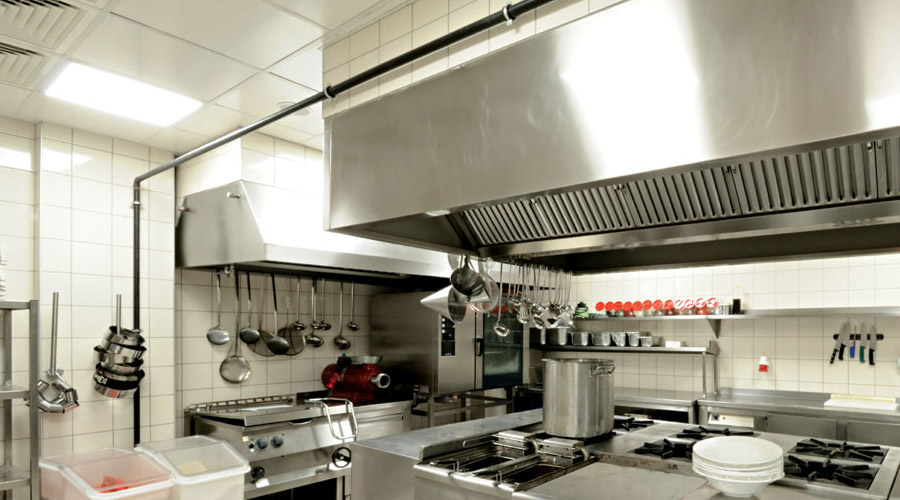 Commercial Kitchens - Kitchen lighting products