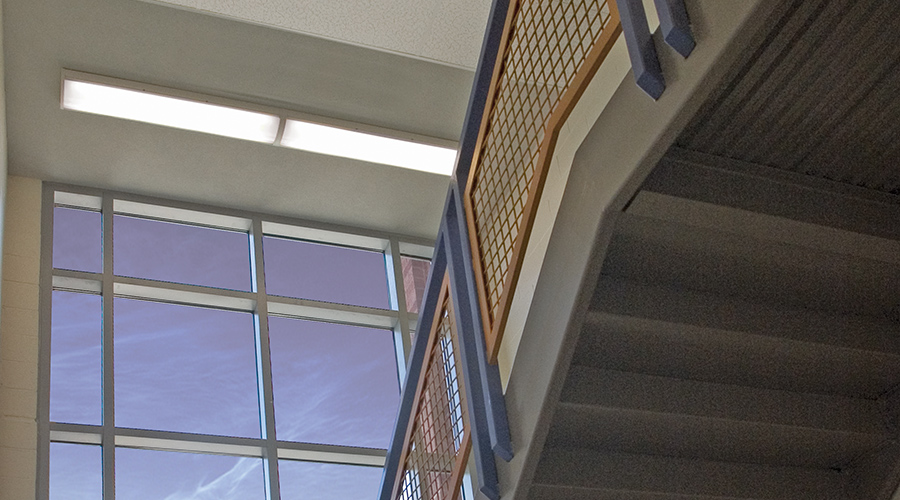 Healthcare Lighting For Stairwells
