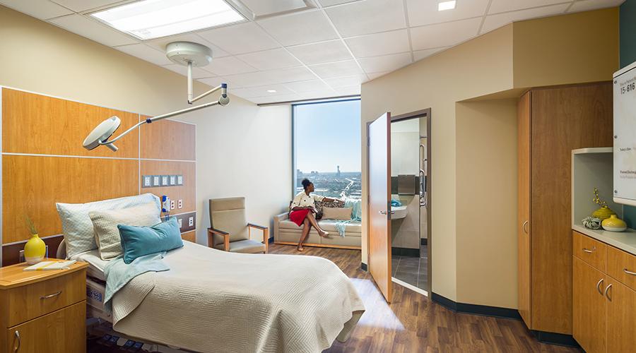 Patient Room Lighting