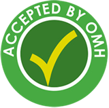 New York Office of Mental Health Approval Seal